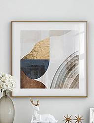 cheap -Framed Art Print - Abstract Modern PS PVC Sketch Wall Art