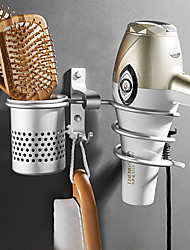 cheap -Hair Dryers New Design / Cool Contemporary Stainless Steel 1pc Wall Mounted