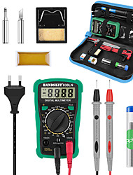 cheap -Adjustable Temperature Soldering Iron Set With Switch Multimeter Welding Tool Set 60W Repair Kit