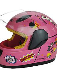 cheap -Half Helmet Kids Boys' / Girls' Motorcycle Helmet  Easy dressing / Child Safe Case / Breathable