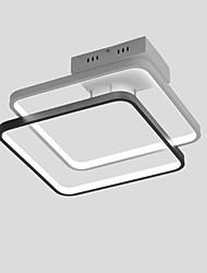 cheap -JSGYlights 2-Light 42 cm New Design / Cool Flush Mount Lights Metal Silica gel Painted Finishes LED / Modern 110-120V / 220-240V