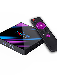 cheap -Quad-core high-definition TV box H96 Max K3 RK3318 double WiFi with bluetooth 4 g64g Android 9.0