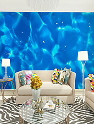 cheap -Blue Ocean Suitable for TV Background Wall Wallpaper Murals Living Room Cafe Restaurant Bedroom Office XXXL(448*280cm