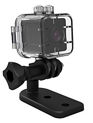 cheap -SQ12 vlogging Outdoor / High Definition / Water-Repellent 32 GB 30fps No No Screen(output by APP) MJPEG Single Shot 15 m / Wide Angle