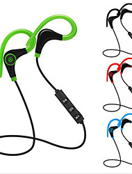 cheap -LITBest BT-1 Neckband Headphone Wireless Bluetooth 4.2 with Microphone with Volume Control Sport Fitness