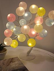 cheap -Tree Light LED Night Light Globe Design Staycation Home Decoration Warm White Creative 220-240 V