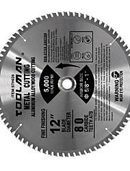 abordables -Combinaison de lames de scie circulaire 12 80 t pour dewalt makita skil bosch skil
