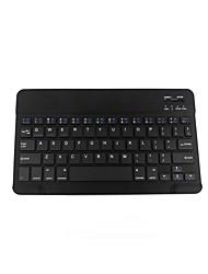 Недорогие -LITBest BT001 Bluetooth 3.0 Эргономичная клавиатура Управление клавиатурой Mini Перезаряжаемый 64 pcs Ключи