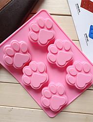 Недорогие -1шт силикагель обожаемый Творческая кухня Гаджет Своими руками Торты Для приготовления пищи Посуда Формы для пирожных Инструменты для выпечки