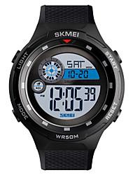 cheap -SKMEI®1465 Men Women Smartwatch Android iOS WIFI Waterproof Sports Long Standby Color Gradient Timer Stopwatch Alarm Clock Chronograph Calendar