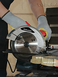 abordables -5pc toolman 7-1 / 4 5/8 48t lame de scie circulaire pour gant de coupe de métal