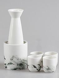 Недорогие -Drinkware Вакуумный Кубок / Бокал для вина Фарфор сохраняющий тепло / Boyfriend Подарок На каждый день