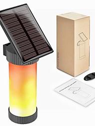 Недорогие -1шт 5 Вт солнечный настенный светильник солнечный теплый желтый 3.7 В двор 102 светодиодные шарики