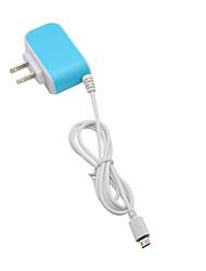 cheap -Portable Charger USB Charger EU Plug Multi-Output 3 USB Ports 3.1 A DC 5V for Universal