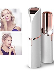 cheap -Mini Electric Epilator Women Painless Hair Removal Female Upper Lip Cheeks Lipstick Shaver Face Hair Remover