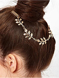 cheap -Women's Party Alloy Hair Charms