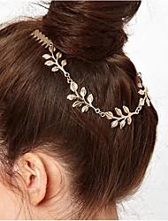 cheap -Women's For Wedding Dress Wedding Alloy Gold