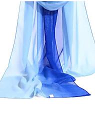 Недорогие -Жен. Активный / Симпатичные Стиль Прямоугольный платок С принтом