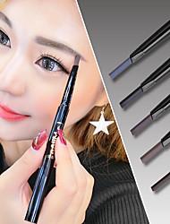 abordables -Crayons à Sourcils Homme 1 pcs Maquillage Santé & Beauté Sec Cils courbés étanche Usage quotidien Cosmétique Accessoires de Toilettage