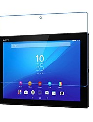 cheap -Tempered Glass Screen Protector Film for Sony Xperia Z4 Ultra 10.1 Tablet with Screen Clean Tools