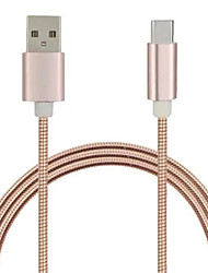 cheap -Type-C Cable High Speed Zinc Alloy USB Cable Adapter For Samsung / Huawei