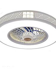 Недорогие -QIHengZhaoMing 53 cm Потолочный вентилятор Акрил Окрашенные отделки Традиционный / классический 110-120Вольт / 220-240Вольт
