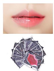 abordables -Une Couleur 10 pcs Humide Anti-âge / Humidité / Nutrition Maquillage / Lèvre Traditionnel / Mode Kits / Lèvres Maquillage Cosmétique Gel