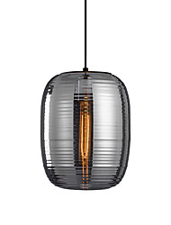 cheap -Globe Pendant Light Ambient Light Electroplated Glass Glass New Design 110-120V / 220-240V