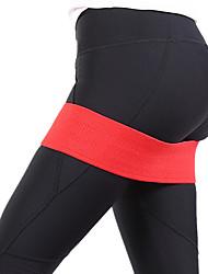 cheap -Exercise Resistance Bands Nylon Emulsion Resistance Training Yoga Fitness For All Leg / Teen
