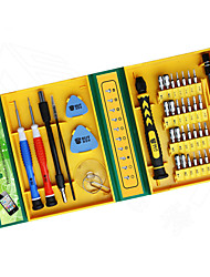 cheap -BST-8921 38 in 1 Multipurpose Screwdriver Set Repair Opening Tool Kit Fix For iPhone/ laptop/ smartphone/ watch with Box Case