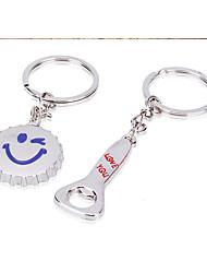cheap -Key Chain Diamond Glow Metalic Pieces Adults' Boys' Girls' Toy Gift
