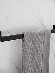 cheap -Towel Bar New Design / Creative Contemporary / Modern Stainless steel / Stainless Steel / Iron / Metal 1pc - Bathroom 1-Towel Bar Wall Mounted