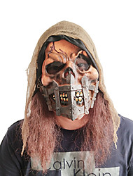 cheap -Mask Halloween Props Halloween Mask Inspired by Scary Movie Colorful Horror Halloween Halloween Adults' Men's Women's