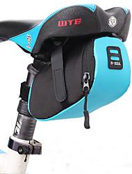Недорогие -B-SOUL 0.5 L Сумка на бока багажника велосипеда Водонепроницаемость Компактность Прочный Велосумка/бардачок Терилен Велосумка/бардачок Велосумка Велосипедный спорт
