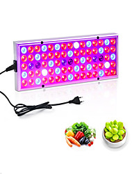 cheap -Grow Light LED Plant Growing Light LED Grow Light Plant Grow Full Spectrum 25W 850 lm 75 LED Beads Growing Light Fixture Vegetable Greenhouse