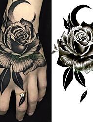 Недорогие -5 pcs Временные татуировки Защита от влаги / Лучшее качество руки / плечо Временные тату