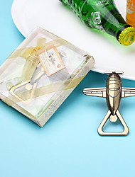 cheap -Non-personalized Alumnium Alloy Bottle Favor Classic Theme / Holiday / Plane / Aircraft Bottle Favor