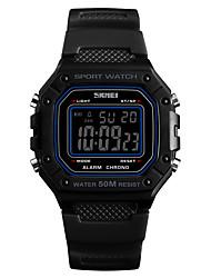 cheap -SKMEI®1496 Men Women Smartwatch Android iOS WIFI Waterproof Sports Long Standby Color Gradient Timer Stopwatch Alarm Clock Chronograph Calendar