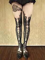 cheap -LITBest 1 pcs Temporary Tattoos Universal / Creative / Soft touch Leg Nylon