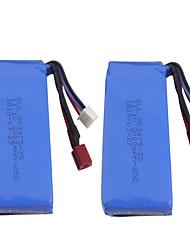Недорогие -Feilun FT012 - 2pcs батарея