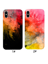 cheap -Case For Apple iPhone XR / iPhone XS Max Pattern Back Cover 3D Cartoon Soft TPU for iPhone X XS 8 8PLUS 7 7PLUS 6 6PLUS 6S 6S PLUS