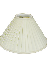 cheap -Lampshade Eye Protection / Adjustable / Funny Artistic / Traditional / Classic For Bedroom / Shops / Cafes Fabric Yellow / White