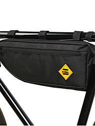 cheap -B-SOUL 2 L Bike Frame Bag Top Tube Portable Durable Bike Bag Oxford Cloth 300D Polyester Bicycle Bag Cycle Bag Cycling Road Bike Mountain Bike MTB Outdoor
