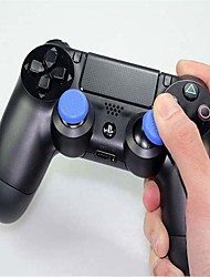 cheap -10 Game Controller Thumb Stick Grips for PS4 Controllers for PS3 for Xbox 360 Single Rocker Caps