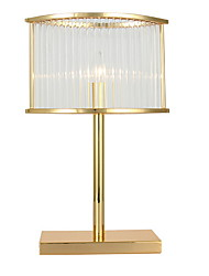 cheap -Table Lamp Modern Contemporary For Bedroom Study Room Office Metal <36V Gold
