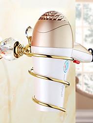 cheap -Bathroom Shelf Creative Brass 1pc - Bathroom Wall Mounted