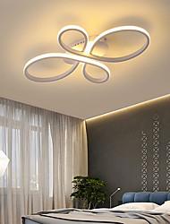 cheap -1-Light 38 cm Flush Mount Lights Aluminum Silica gel Geometrical / Novelty Painted Finishes Artistic / LED 110-120V / 220-240V
