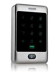 cheap -ZK-FP300E ID Card  Door Access Controller Password lock / Access Controller Password unlocking Home