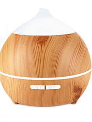 Недорогие -Взрывоопасная кофейная древесина ароматерапия машина ароматерапия лампа семь цветов распыление эфирное масло аромат расширитель за увлажнитель