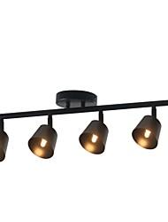 cheap -BriLight 4-Light Novelty Spot Light Downlight Painted Finishes Metal Anti-Glare, Creative, Adjustable 110-120V / 220-240V